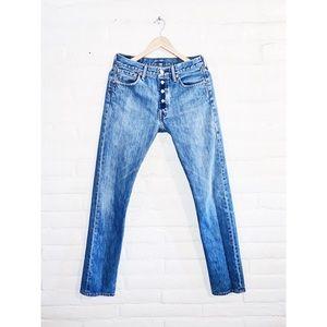 Levi's    Boyfriend Jeans 501